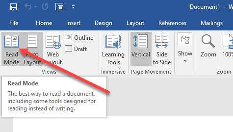 read-mode-option