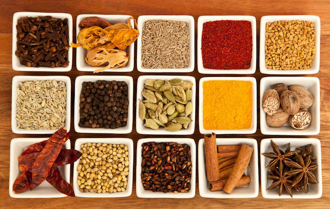List of Spices in Hindi And English